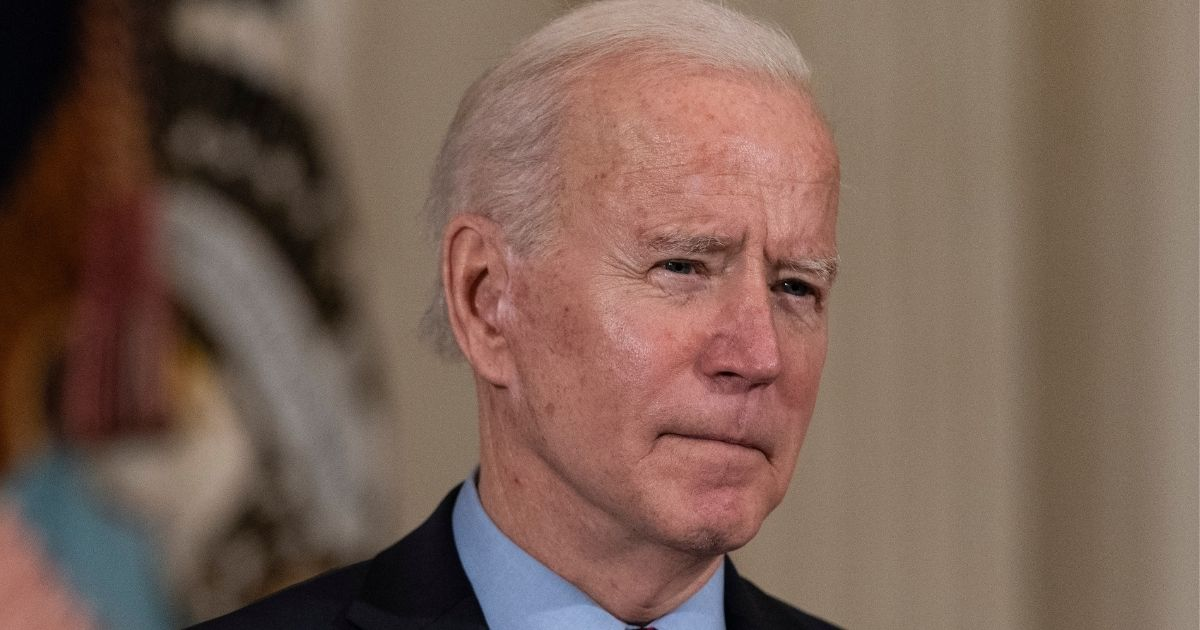 President Joe Biden is pictured in a Feb. 5 file photo at the White House.