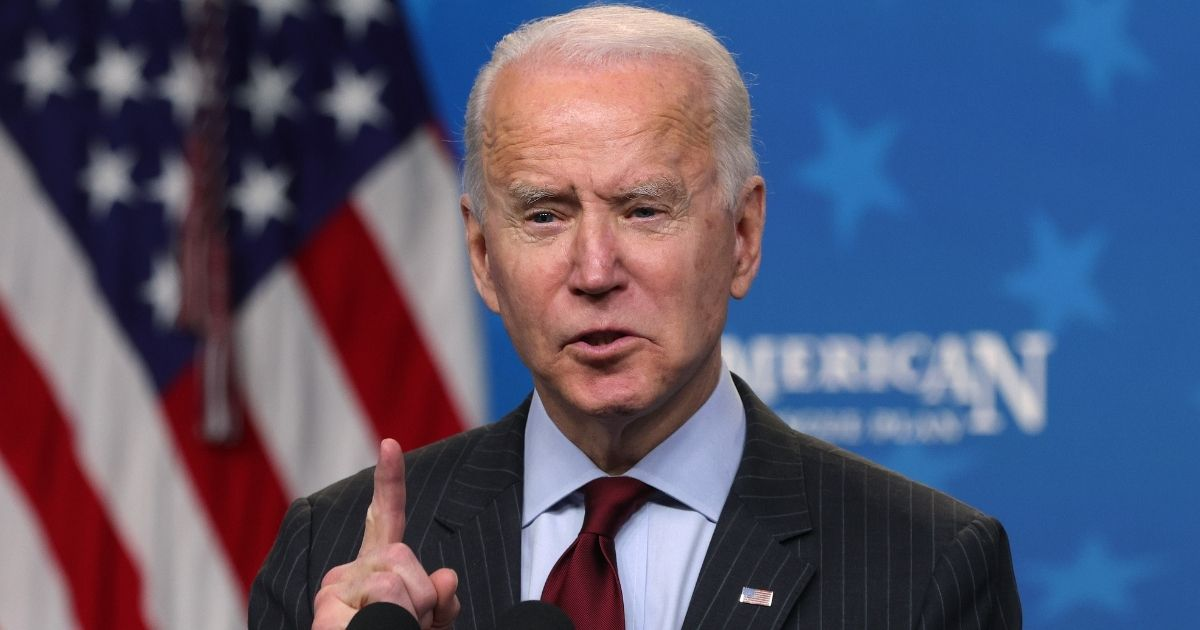 2nd Amendment Society: Biden Gun Control Could Hit Tens of Millions of Law-Abiding Americans