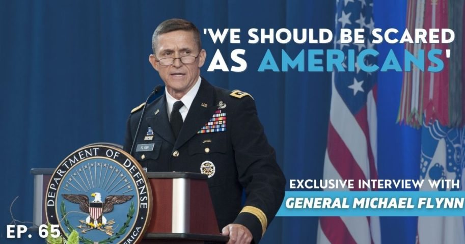 Get the first look at Gen. Michael Flynn's exclusive interview with The Western Journal, where he discussed the growing, toxic relationship between Big Tech and big government. 'If they can treat me like that, they can treat any American like that.'