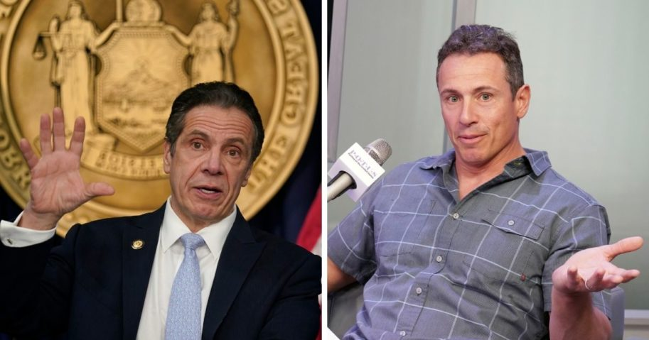 Chris Cuomo is under fire after a report was released that he and others close to Democratic New York Gov. Andrew Cuomo were given preferential access to COVID-19 tests in the beginning days of the Coronavirus pandemic.