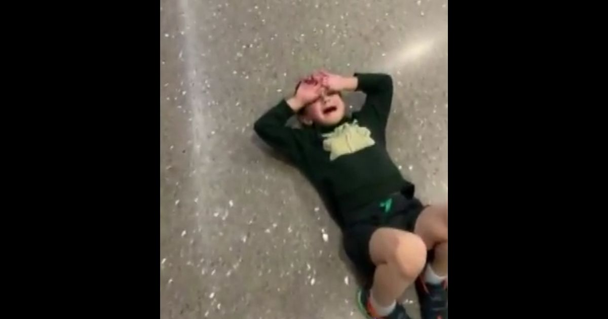 Callie Kimball told KTHV-TV her family was kicked off of a flight on Monday by Spirit Airlines because her autistic 4-year-old son, who is non-verbal, could not wear a mask and the airline refused to honor a note confirming he has a serious disability.