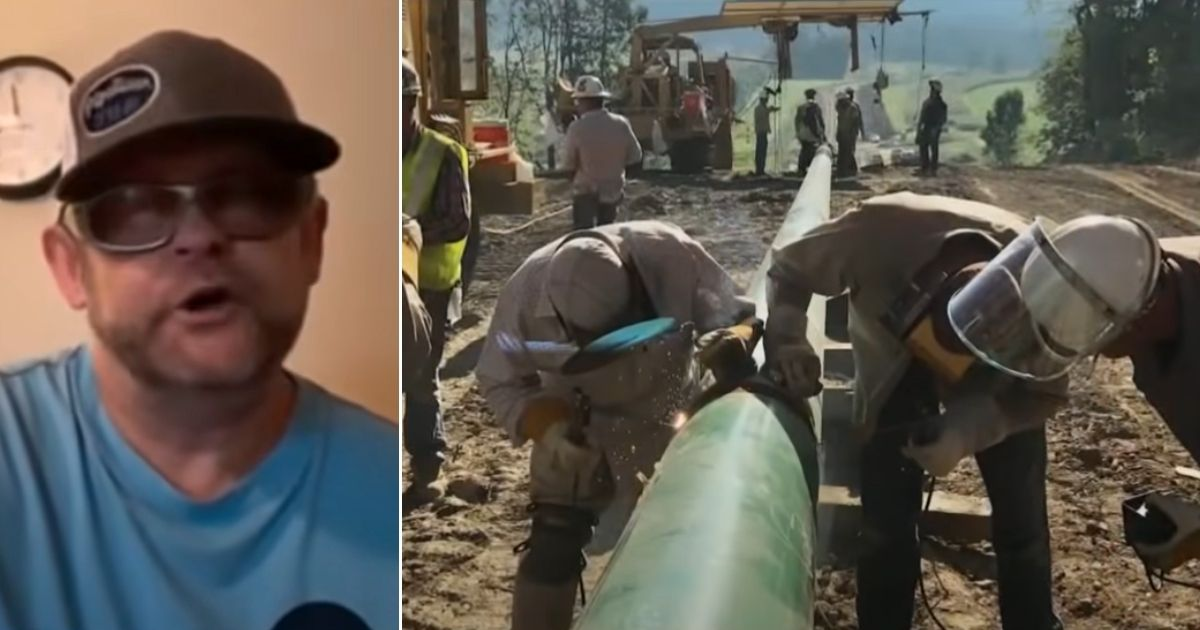 Jason Jernigan appears on Fox News to talk about losing his job working on the Keystone XL Pipeline project.