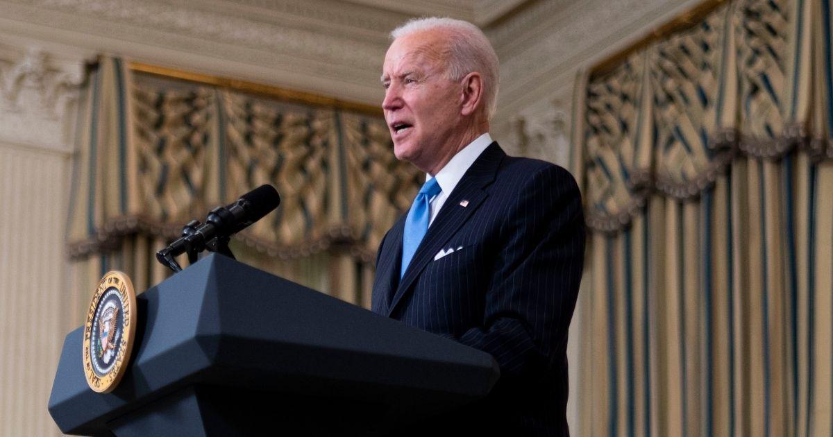 Bipartisan Group of Senators Introduce Legislation That Would Strip Joe Biden of His War Power