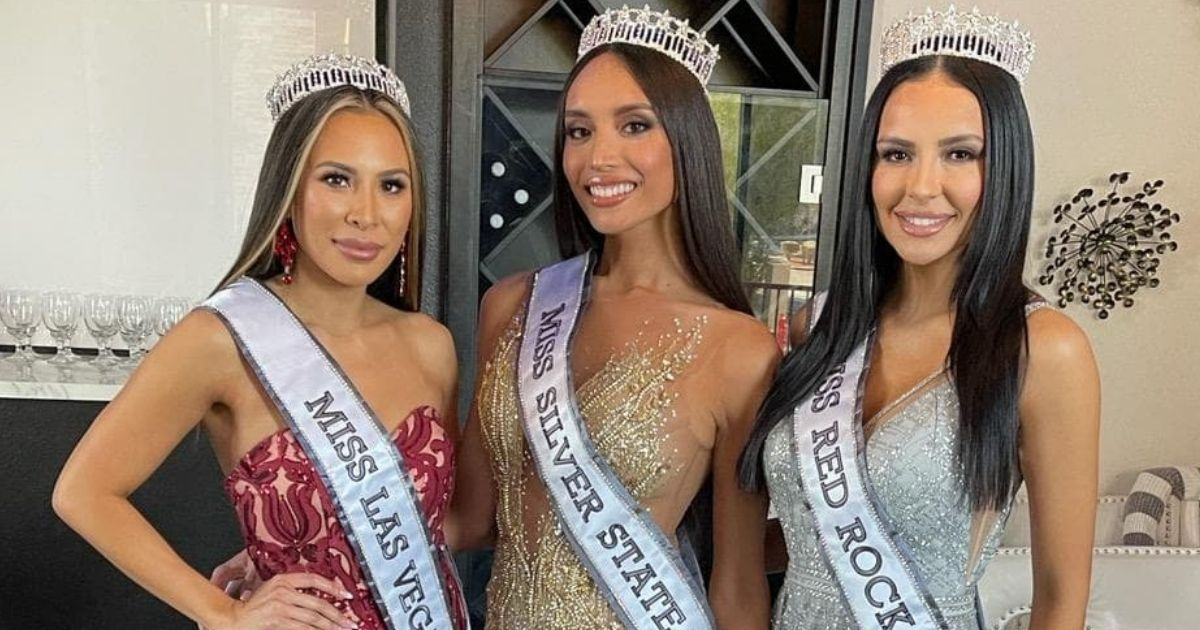 Transgender Contestant Crowned Miss Silver State USA