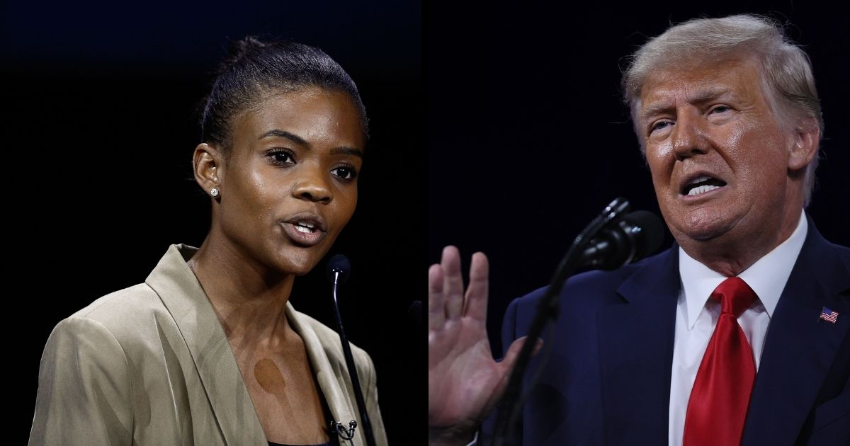 Owens, a firm supporter of former President Donald Trump, tweeted yesterday about Trump's 'courage to stand up on stage and call out the insanity of biological men dominating women's sports.