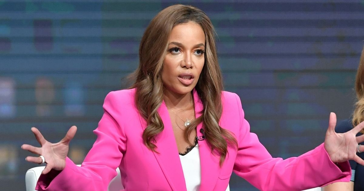 Sunny Hostin of the Truth About Murder with Sunny Hostin speaks during the Discovery segment of the Summer 2019 Television Critics Association Press Tour 2019 at The Beverly Hilton Hotel on July 25, 2019, in Beverly Hills, California.