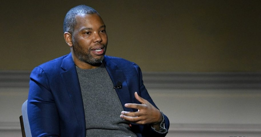 Ta-Nehisi Coates speaks onstage during HISTORYTalks Leadership & Legacy presented by HISTORY at Carnegie Hall on Feb. 29, 2020, in New York City.