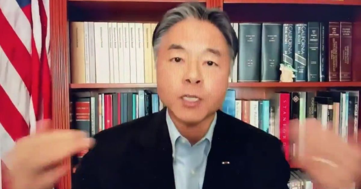 Democratic Rep. Ted Lieu of California on Thursday berated a witness appearing at a virtual House Judiciary Committee hearing for not focusing on the racial discrimination of federal court judges.