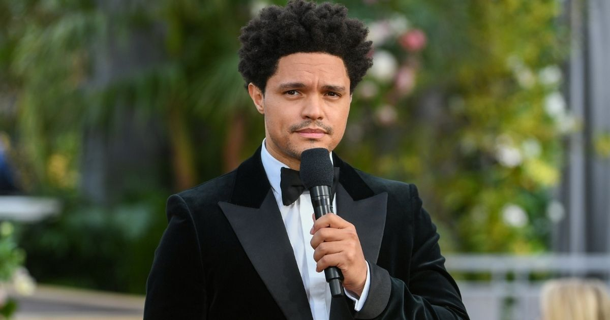"""Trevor Noah, host of Comedy Central's """"The Daily Show,"""" was the comic host of Sunday's Grammy Awards."""