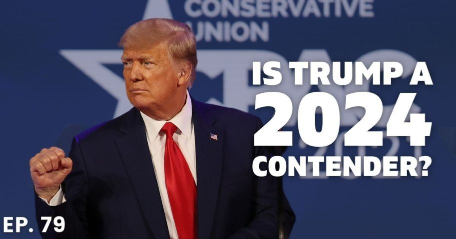 Donald Trump made a huge appearance at CPAC, with many supporters in attendance. Will Trump continue to be the party's leader?
