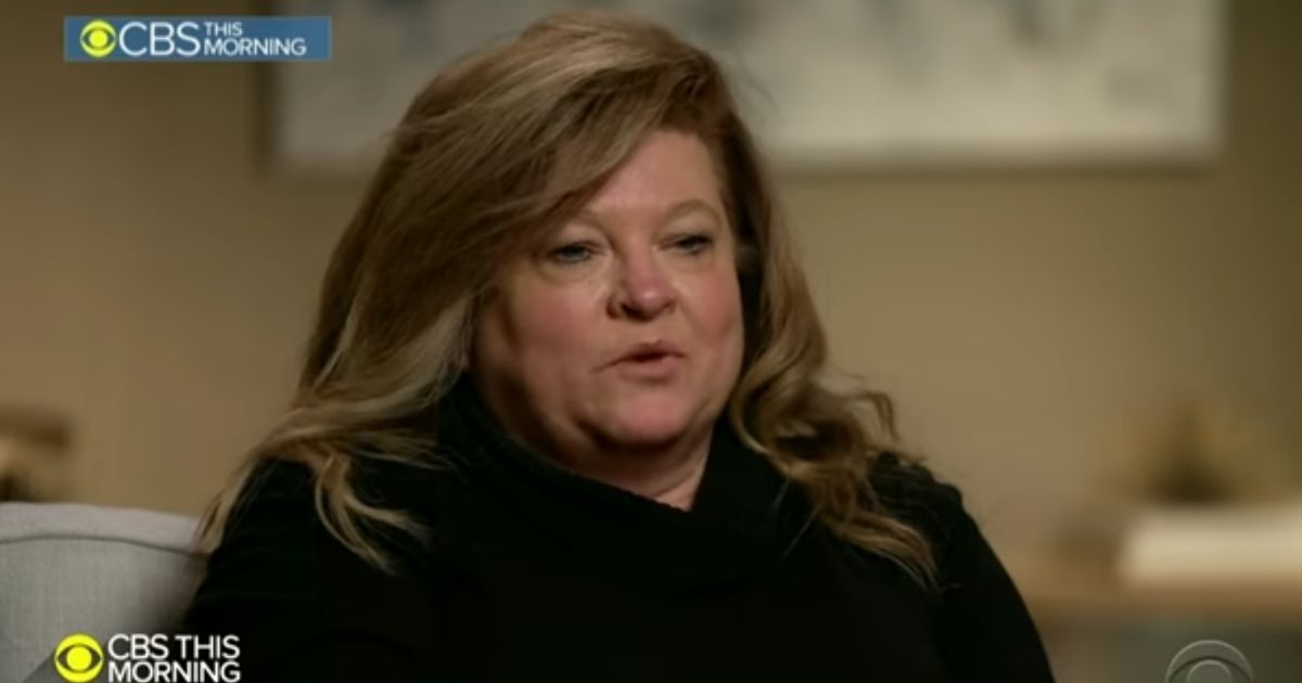 """Lisa Christensen, one of two alternate jurors in the Derek Chauvin trial, discusses her experience in an interview with """"CBS This Morning."""""""