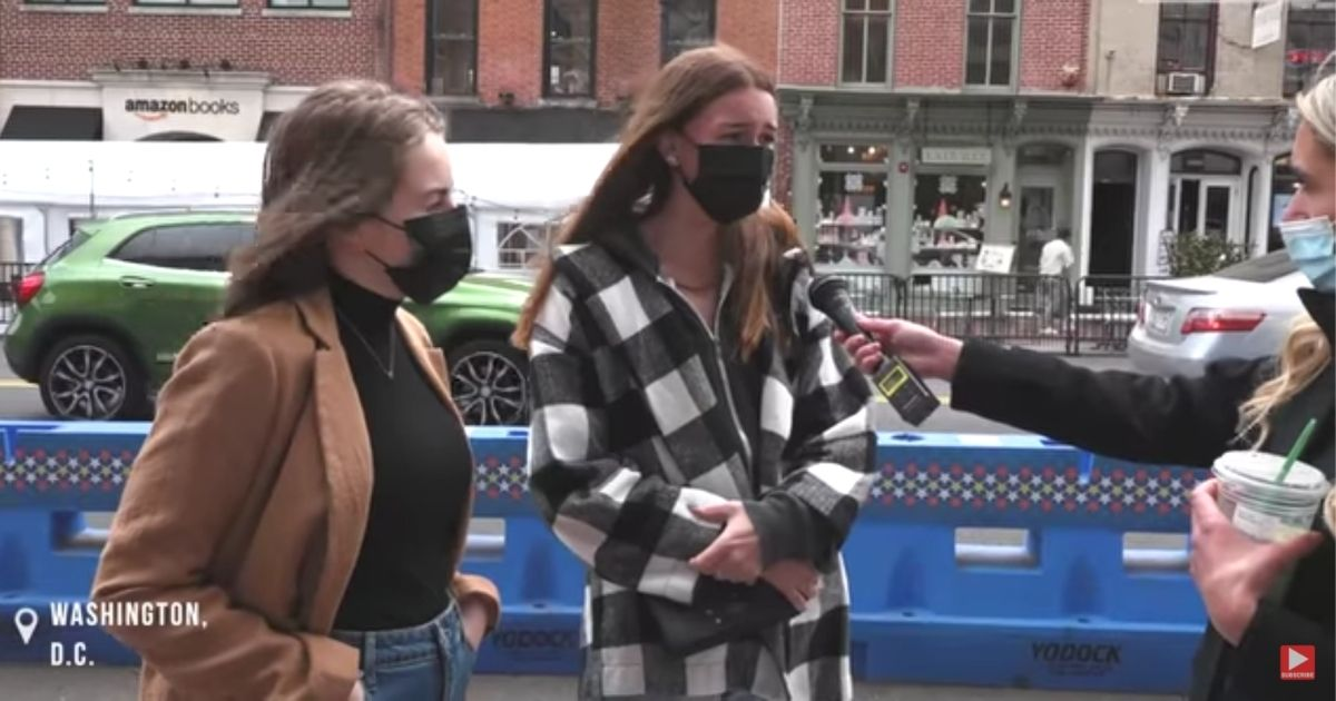 In a Monday video from the Daily Caller, journalist Lisa Bennatan interviewed locals from Brooklyn Center, Minnesota and Washington, D.C.