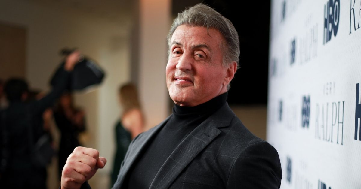 """Sylvester Stallone attends the premiere of the HBO Documentary Film """"Very Ralph"""" at The Paley Center for Media on Nov. 11, 2019, in Beverly Hills, California."""