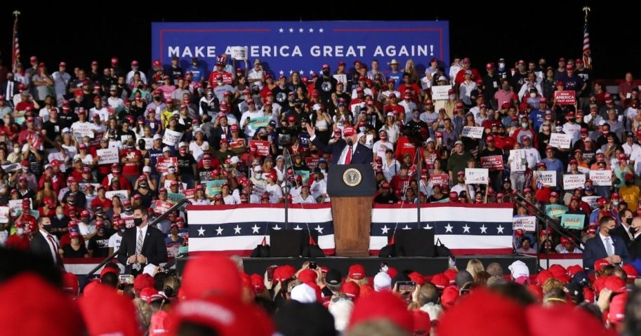 Report: Trump to Resume His Signature MAGA Rallies Within ...