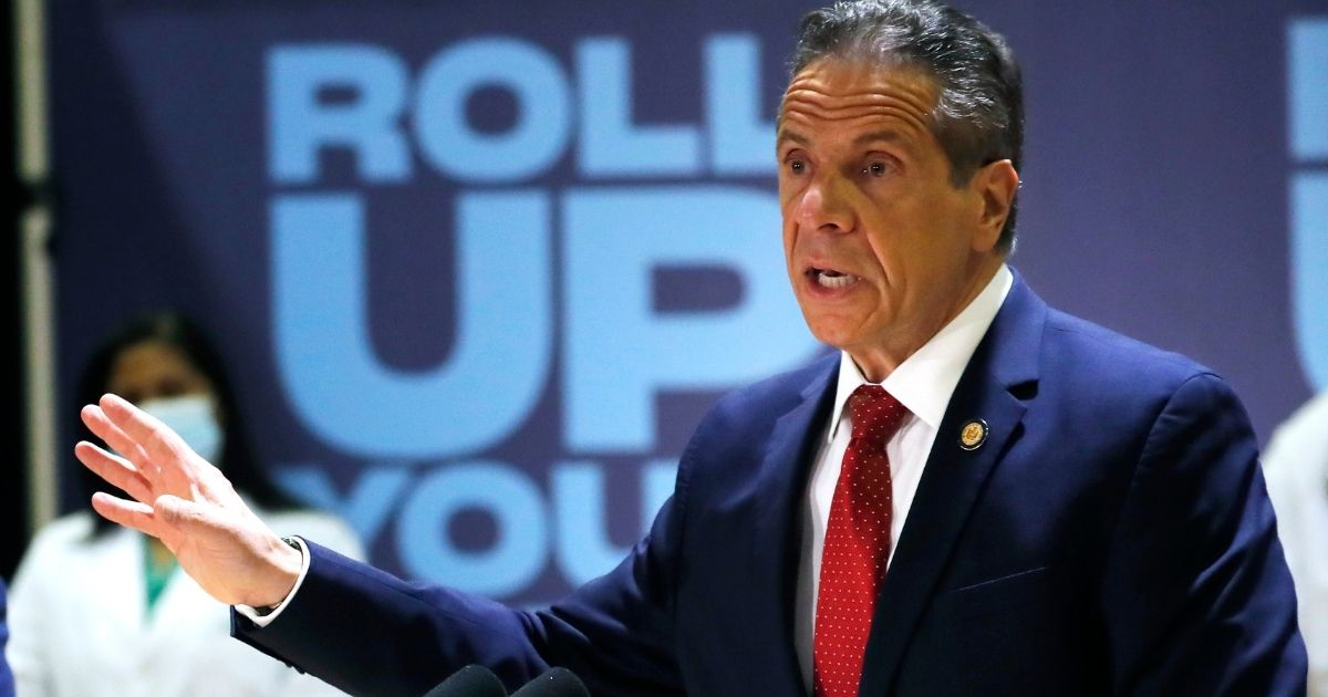 New York Gov. Andrew Cuomo, pictured at an event last week in New York City.