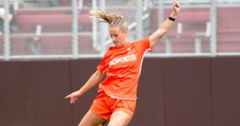 Kiersten Hening filed a lawsuit against her former Virginia Tech soccer coach, Charles Adair.