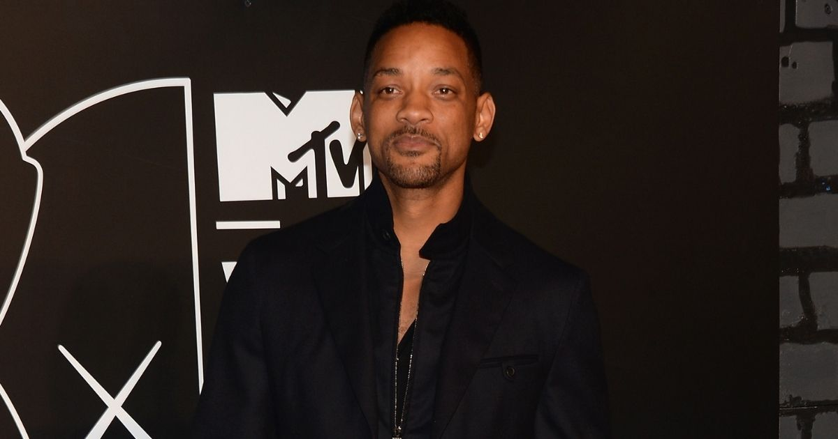 Actor Will Smith attends the 2013 MTV Video Music Awards at the Barclays Center on Aug. 25, 2013, in the Brooklyn borough of New York City.