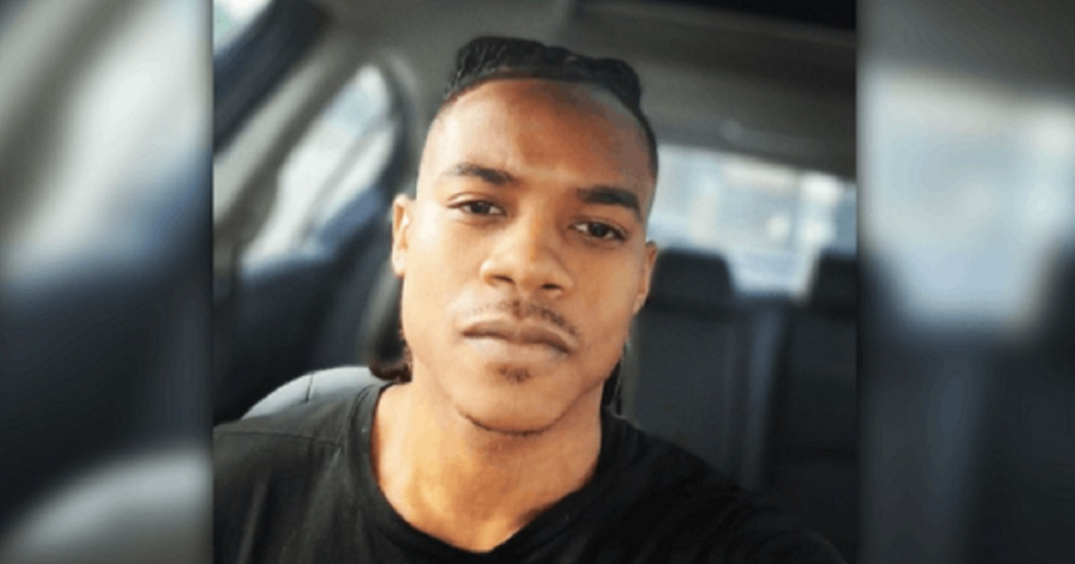 Noah Green, the attacker who killed a Capitol Police officer on April 2.