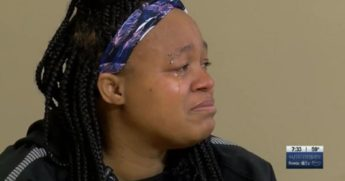 Tamika Palmer, mother of Breonna Taylor, who died in March during a 2020 police raid in Louisville, Kentucky.