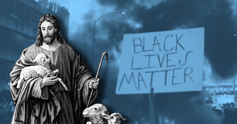 If Jesus Christ returned today, would he march alongside the Black Lives Matter movement?