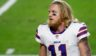 Wide receiver Cole Beasley #11 of the Buffalo Bills during the NFL football game against the San Francisco 49ers at State Farm Stadium on Dec. 7, 2020, in Glendale, Arizona.