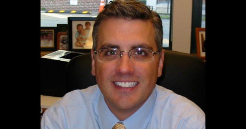 David Lussier, superintendent of Wellesley Public Schools