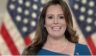 In this screenshot from the RNC's livestream of the 2020 Republican National Convention, New York U.S. Rep. Elise Stefanik addresses the virtual convention on Aug. 26, 2020.