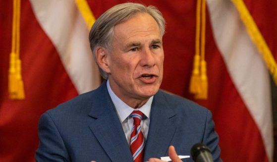 Texas Gov. Greg Abbott speaks at a news conference at the Texas State Capitol on May 18, 2020 in Austin, Texas.