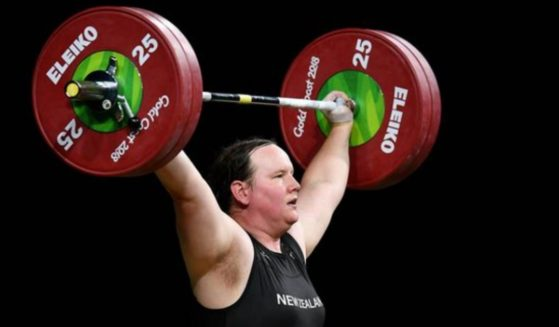 Transgender weightlifter Laurel Hubbard