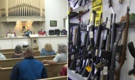 """The town council of Mooresville, Indiana, declared the community to be a """"sanctuary town"""" town for both the First and Second Amendments on Tuesday."""