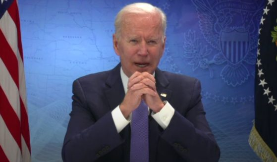 "President Joe Biden on Tuesday twice forgot to use the word ""New"" when referring to the state of New Mexico while speaking with governors from across the country during a video teleconference."