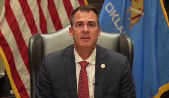 Republican Gov. Kevin Stitt of Oklahoma signed a bill banning the implementation of critical race theory in state schools.