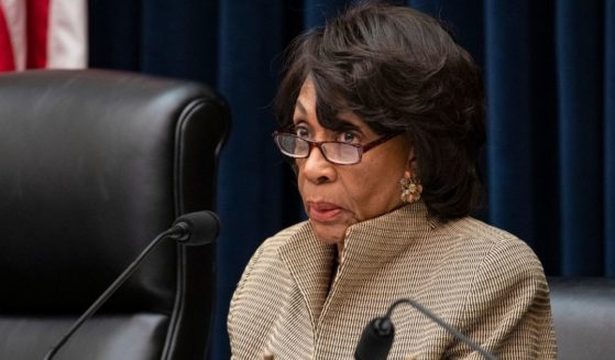 Democratic Rep. Maxine Waters of California questions former members speaks during a House Financial Services Committee hearing on Capitol Hill on March 11, 2020, in Washington, D.C.