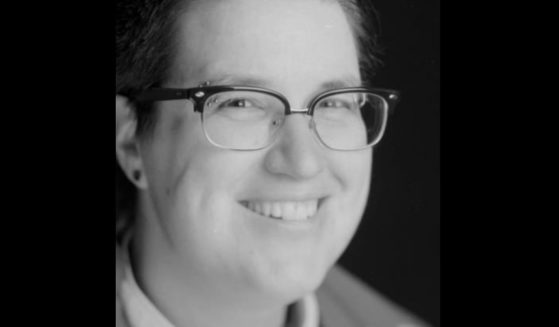 The Rev. Megan Rohrer, the first transgender person to be elected bishop in a major American denomination, is pictured above.