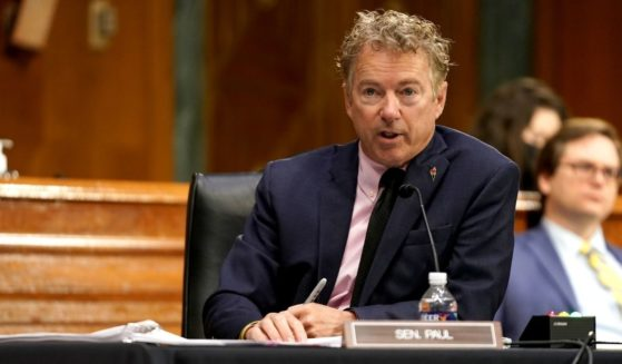 Republican Sen. Rand Paul of Kentucky speaks during a Senate Health, Education, Labor and Pensions Committee hearing on May 11, 2021, in Washington, D.C.