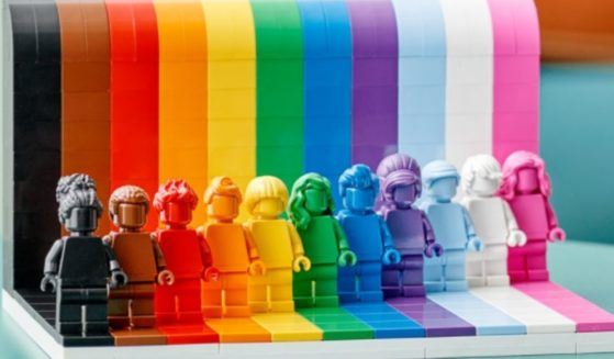 Lego Everyone Is Awesome image, May 20.