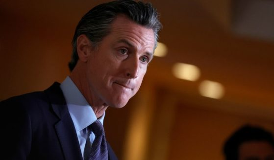 CalforniaGov. Gavin Newsom, pictured during a March news conference.