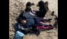 Five unaccompanied migrant children were discovered by a Texas farmer left abandoned.