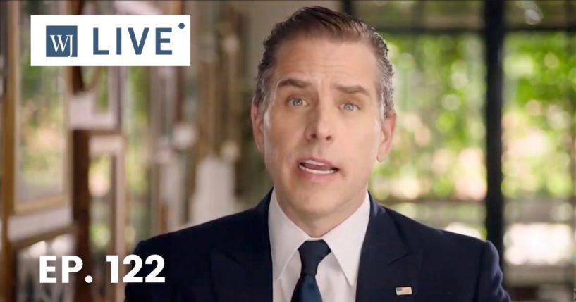 This is just the latest in the growing list of Hunter Biden scandals.