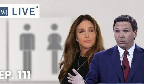 Caitlyn Jenner, left, and Florida Gov. Ron DeSantis appear to agree on a major transgender issue. What will the woke left say about this?