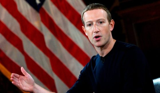 Facebook founder Mark Zuckerberg speaks at Georgetown University in Washington, D.C., on Oct. 17, 2019.