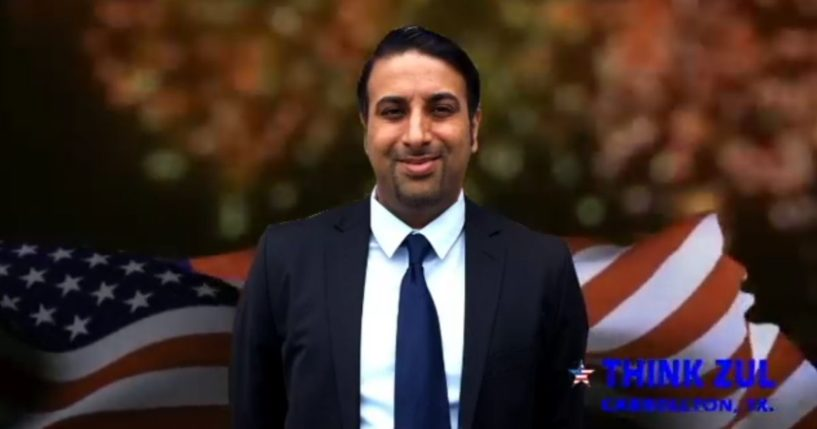 Zul Mirza Mohamed, who ran for mayor last year, was arrested last October on 109 felony charges related to voter fraud.