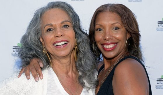 """After five decades of wondering, Lisa Wright took a DNA test and found her mother, actress Lynne Moody, who she'd watched on television in the 1970s sitcom """"That's My Mama."""""""