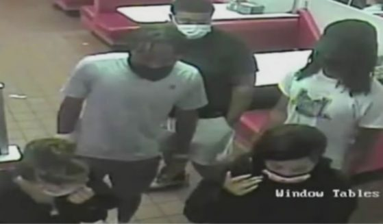 Police in South Jersey are searching for multiple suspects wanted in connection with the abduction and assault of a waitress Saturday night.