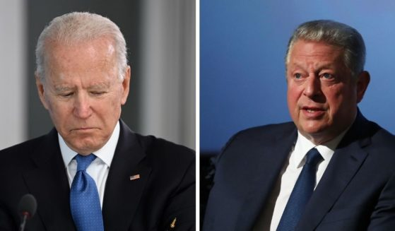 Former Vice President Albert Al Gore is protesting a proposed pipeline that would go through Memphis Memphis, Tennessee, to Marshall County, Mississippi.