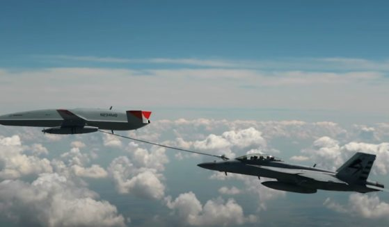 The Boeing MQ-25 became the first unmanned aircraft to refuel another aircraft.
