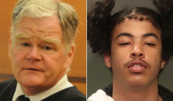 Acting New York State Supreme Court Justice Denis Boyle, left, and accused killer Alberto Ramirez, right.