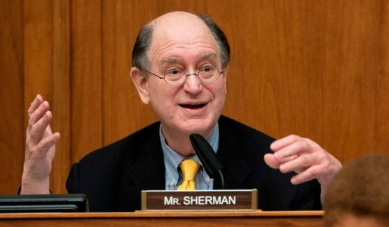 Democratic Rep. Brad Sherman of California speaks during a House Committee on Foreign Affairs hearing on Capitol Hill in Washington, on Sept. 16, 2020.