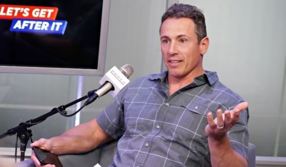 CNN anchor Chris Cuomo hosts a conversation with former Govs. Christine Todd Whitman and Jennifer Granholm at the SiriusXM Studios on June 18, 2019, in New York City.