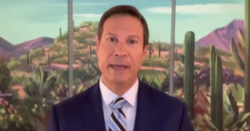 Former FBI Assistant Director for Counterintelligence Frank Figliuzzi speaks with MSNBC on June 8, 2021.